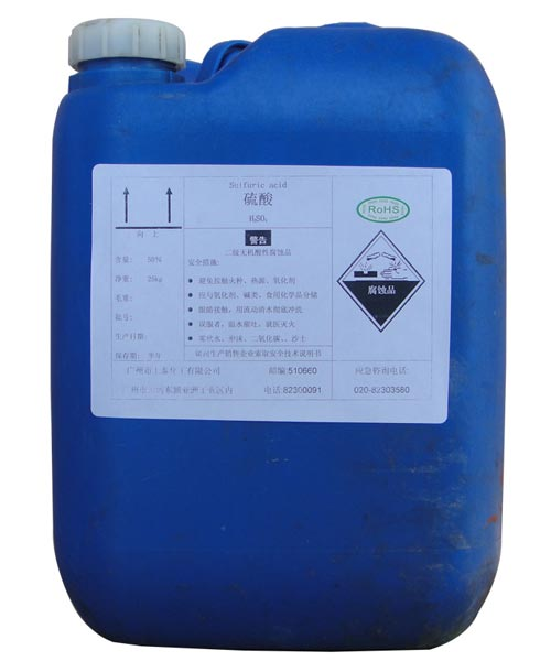 AXIT SULFURIC H2S04