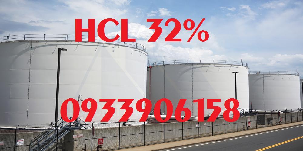 HCL 32- axit clohidric 32