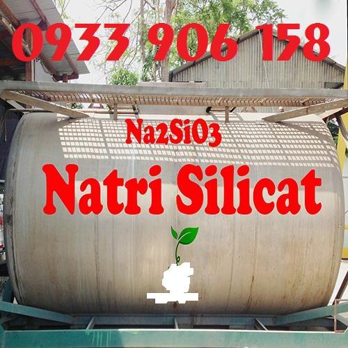 NA2SIO3-Natri Silicate
