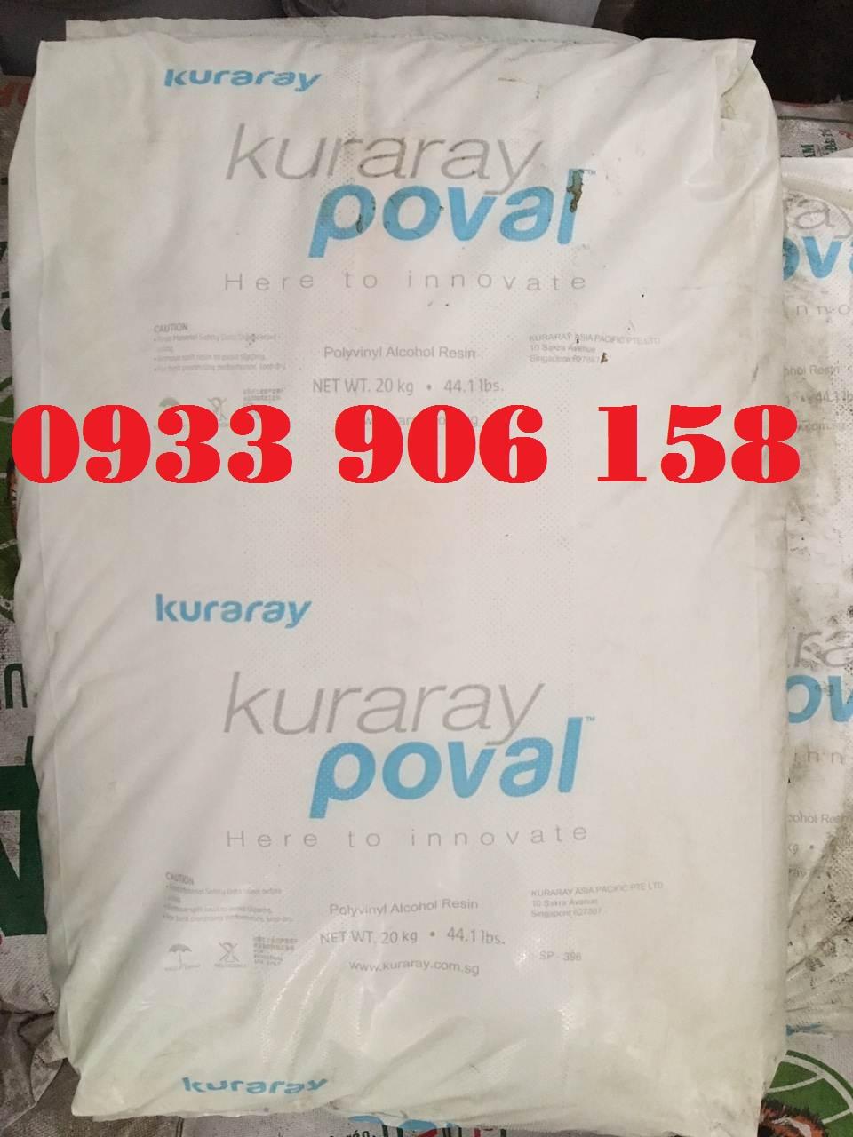 Tìm mua hóa chất PVA-Bán poly vinyl alcohol tại đồng Nai-Bán kuraray poval tại đồng nai-bán PVA giá rẻ tại đồng nai