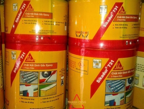 SIKA TRONG XÂY DỰNG