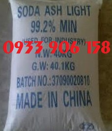 SODA ASH LIGHT- Na2CO3