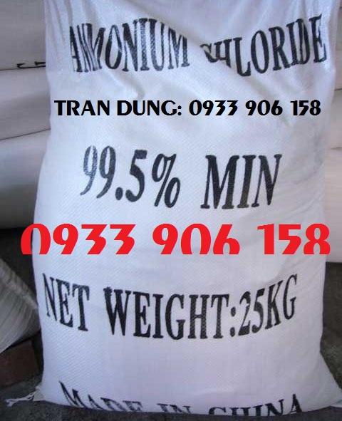 NH4CL - Ammonium chloride